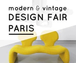 Participation au Design Fair Paris